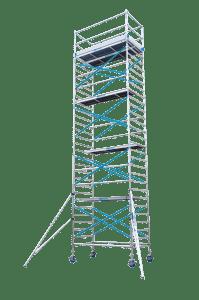 Ál-hjólapallar | Hjólapallar | Pallaleiga | Vinnupallar
