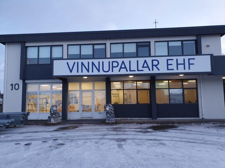 Vinnupallar ehf - Vinnupallar til leigu - Smiðsbúð 10